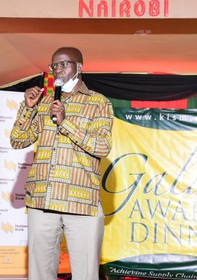 Chairman Address