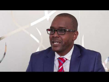 KISM CEO, Mr. James Kaloki's interview on his vision for the institute.
