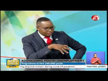 John Karani on Post Budget Analysis and Youth Unemployment
